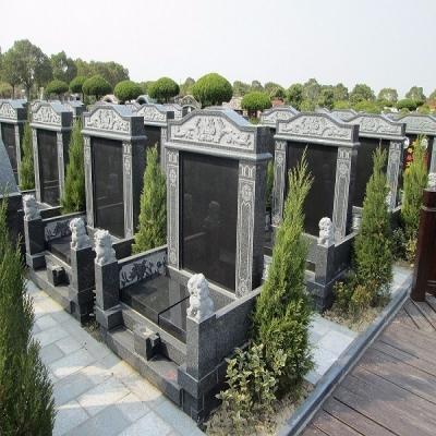 上海滨海古园传统墓235800